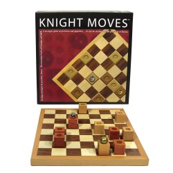 KNIGHT MOVES Zeka Oyunu