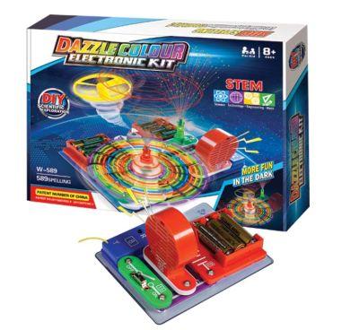 Dazzle Colour Electronic Kit
