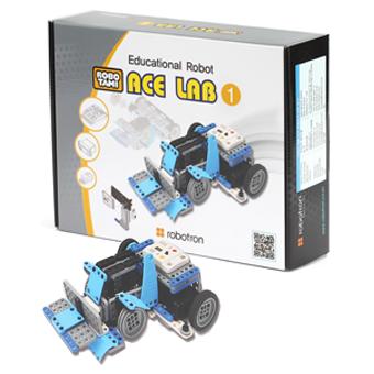 Robotron Robotami Ace Lab 1 Robot Seti