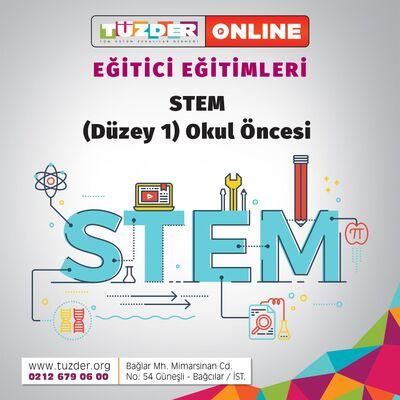 STEM Eğitici Eğitimi - Düzey 1 (Okul Öncesi)