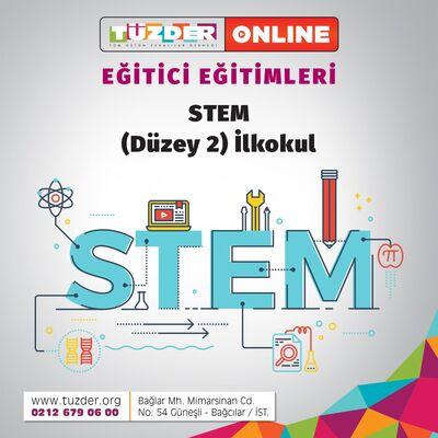 STEM Eğitici Eğitimi - Düzey 2 (İlkokul)