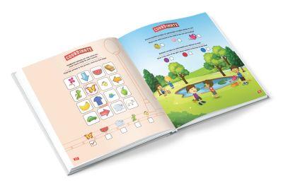 TÜZDER Yayınları COORDINATE (Anaokulu Seti) 4-5-6+ Yaş
