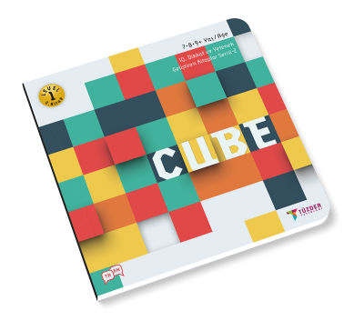 CUBE (7-8-9+ Yaş)
