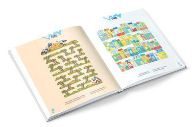 TÜZDER Yayınları Level-2 (CUBE-FIND-SOLVE) 4-5-6+ Yaş