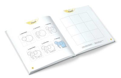 TÜZDER Yayınları DRAW (Anaokulu Seti) 4-5-6+ Yaş