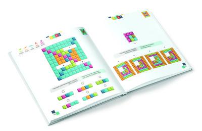 TÜZDER Yayınları Level-1 (DRAW-CUBE-FIND) (İlkokul Seti) 7-8-9+ Yaş