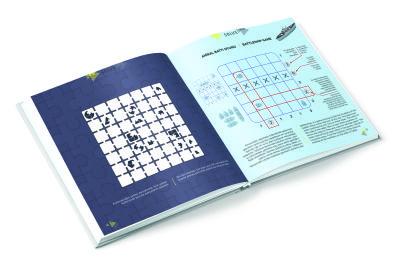 TÜZDER Yayınları Level-2 (SOLVE-MIND-CROSSWORD) (İlkokul Seti) 7-8-9+ Yaş
