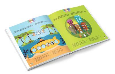 TÜZDER Yayınları MATRIX (Anaokulu Seti) 4-5-6+ Yaş