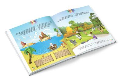 TÜZDER Yayınları MATRIX 4-5-6+ Yaş