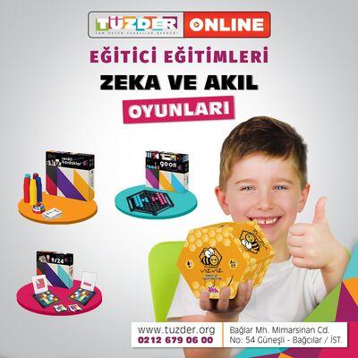 Zeka ve Akıl Oyunları Online Eğitici Eğitimi