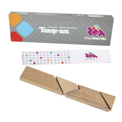 ZET Zeka T-TANGRAM (Karton Kutu)